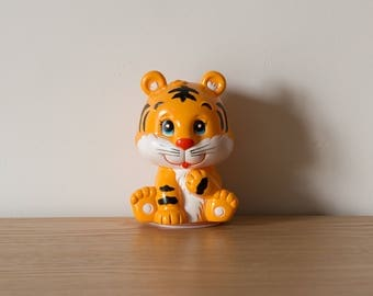 Tiger coin bank