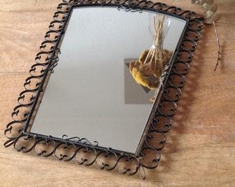 Mirror steel / Iron miror