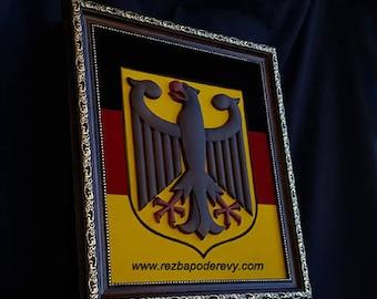 Wappen von Deutschland , The Coat Of Arms Of Germany