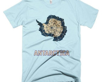 The Antarctica T-Shirt (mens fitted)
