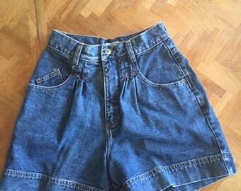 Vintage high waisted esprit shorts