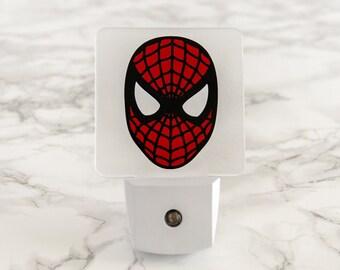 Spiderman LED Night Light (the Avengers)