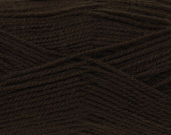 King Cole Pricewise Double Knitting Wool - Chocolate