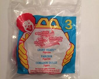 McDonalds 1997 Light Heart My Little Pony #3