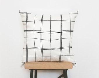Minimalist modern scandinavian cushion cover