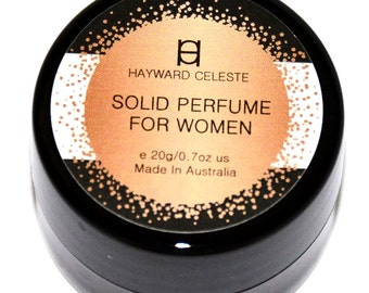 Hayward Celeste Solid Perfume for Women