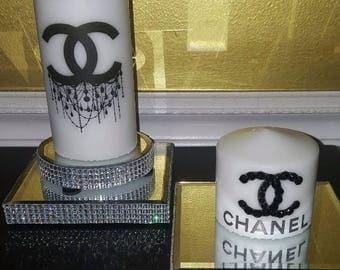 Custom Candle Set