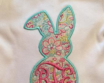 Easter Bunny Girl's shirt