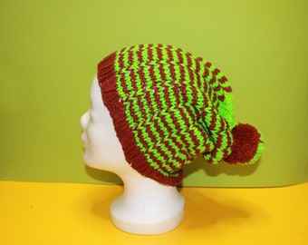 Bobble hat, art. No. AU 160 B