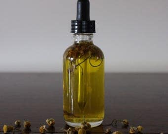 Natural Facial Oil | for dry skin | for oily + acne prone skin | face moisturizer