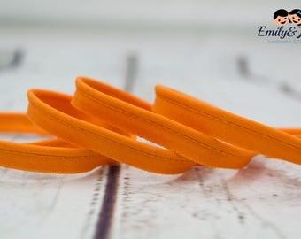 piping, band, orange