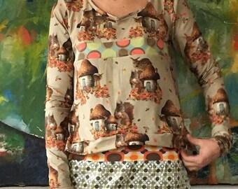 Fröken Frida shirt Bente