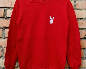 Rare!!! Rabbit Collection Pullover Sweatshirt