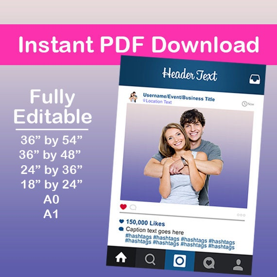 instagram frame photo booth instagram download photo booth