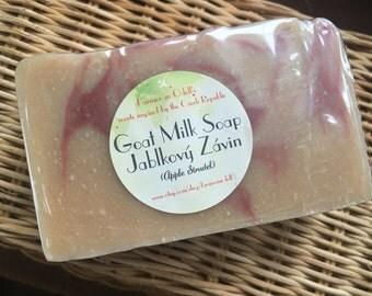 Czech Soap - Apple Strudel