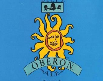 Oberon Beer Bells Brewery Coasters 4 Pack