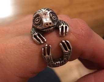 Must Have SLOTH ring!