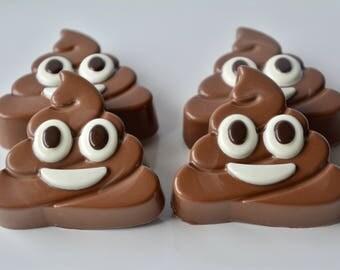 Emoji Oreo Chocolate Covered Oreo(6), Emoji Candy, Emoji Birthday,  Poop Emoji, Emoji Party, Emoji Theme, Emojis, Emoji Favor, Emoji candy
