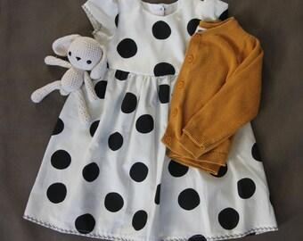 Baby Girls Dress Organic
