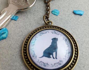 """Key fob """"Labrador"""""""