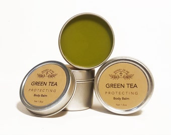 Matcha Green Tea Solid Lotion