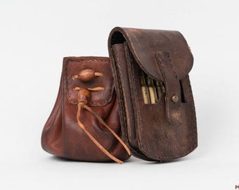 Lara Croft pistol and rifle ammo pouches (Rise of the Tomb Raider)