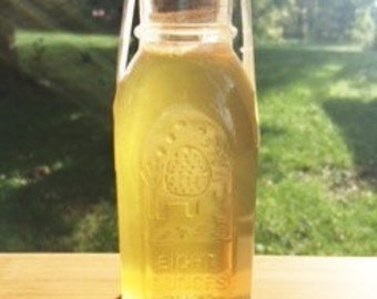 8 oz. Lavender flavor infused honey