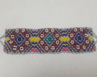 Shipibo bracelet