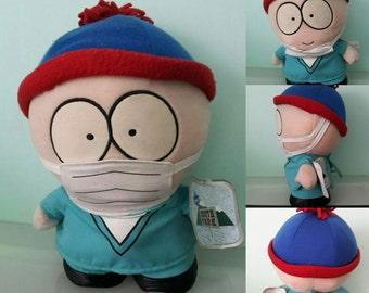 South Park Stan Surgeor Stuffed Doll