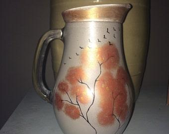 Autum light jug
