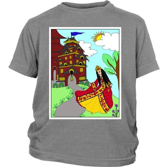 Princess Lea's Castle T-Shirt