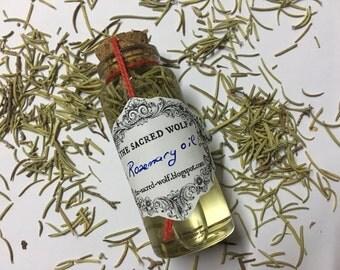 Rosmery oil
