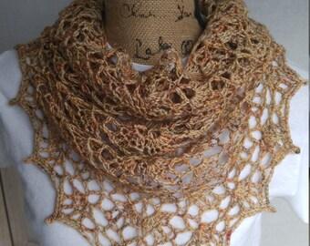 Crochet Sonora Shawlette