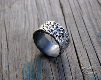 asteroid ring etsy