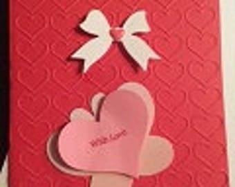 Love Valentine's Greeting Card