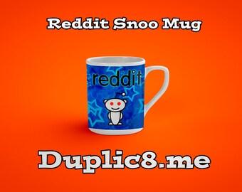 Reddit Snoo mug