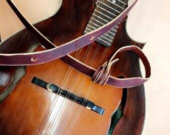 Thin Line Mandolin Strap