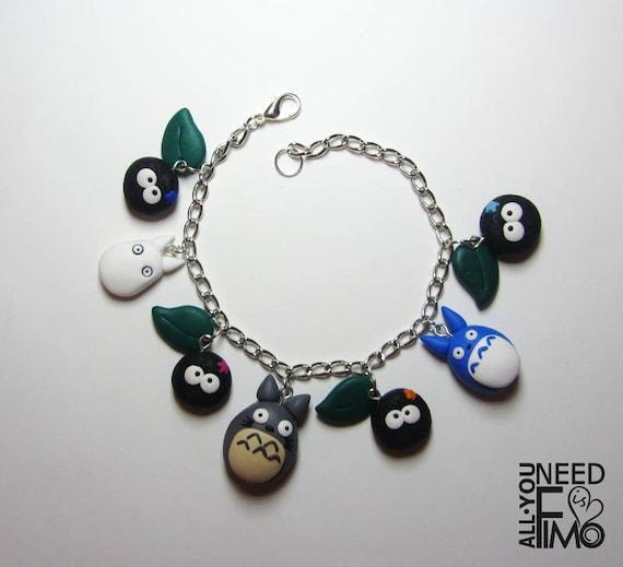 Inspired Studio Ghibli bracelet