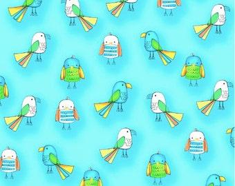 Koala Fabric - 1 Yard Cut - Koala Party - Studioe Fabrics- Quilting Fabric- Cotton Fabric