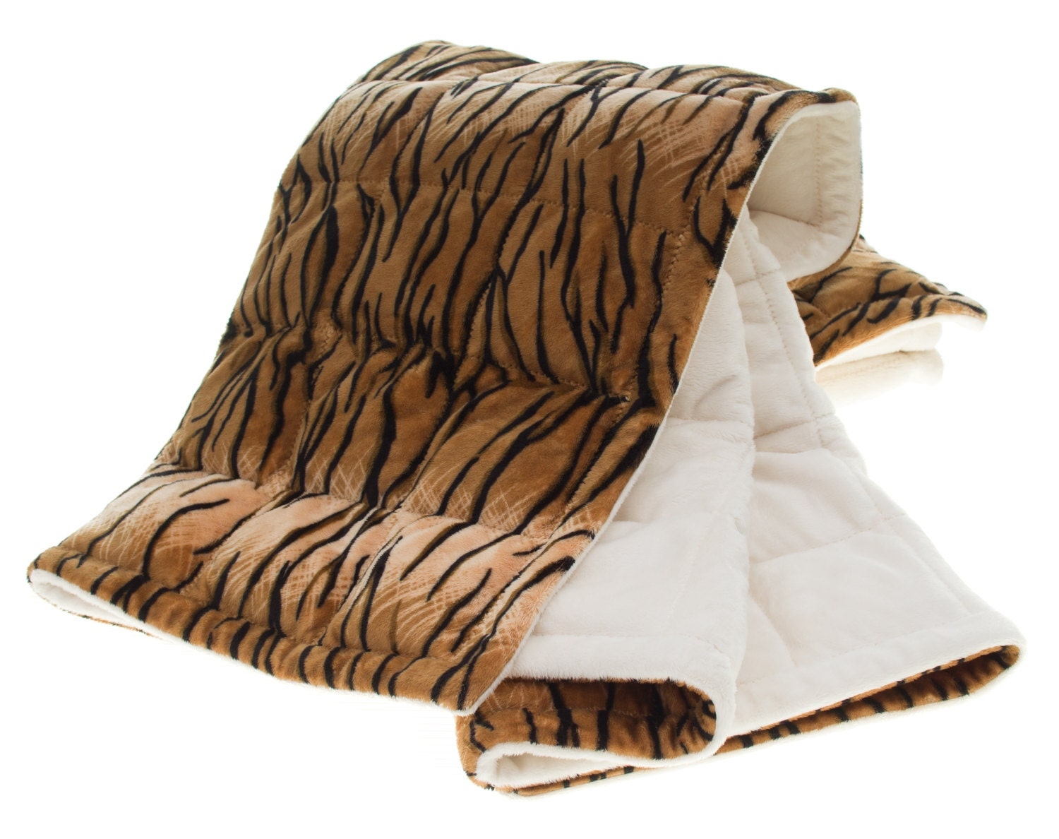 Adult Weighted Blanket Double Minky Weighted Blanket