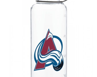 Colorado Avalanche Personalized Water Bottle