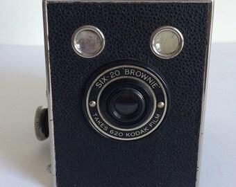 Kodak Six-20 Brownie camera