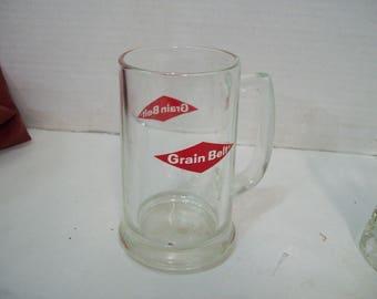 Vintage Grain Belt Beer Mug, Free Shipping