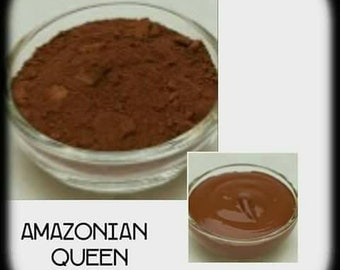 Organic Liquid Mineral Foundation: Amazonian Queen