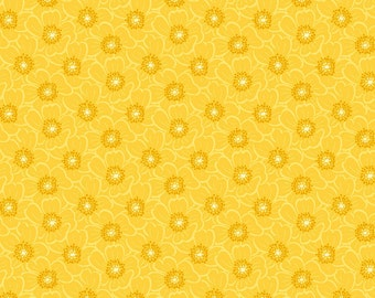 Purple Passion 4105-61355-4 Yellow Tonal from Exclusively Quilters