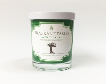 The Forbidden Forest | Harry Potter | Scented Soy Wax Candles
