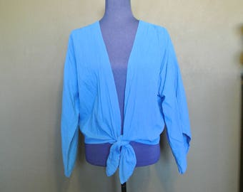 80s Wear-Abouts by Sirena Swimsuit cover-up, Size Large
