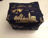 Custom** Cosmetic bag for Lisa O.