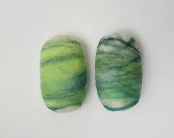 Wool Felted Soap, Lavender Soap, felted soap, 4 oz. Bar soap, Mother's Day gift
