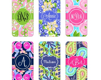 Monogram Luggage Tag  | Personalized Gift | Personalized Luggage Tag | Sorority Gift | Big Little Gift Monogram Gift